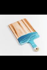 "Lynn & Liana Canadian Maple Resin Cheeseboard Large 10"" x 20"""