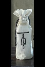 HomArt Cotton Wine Bag