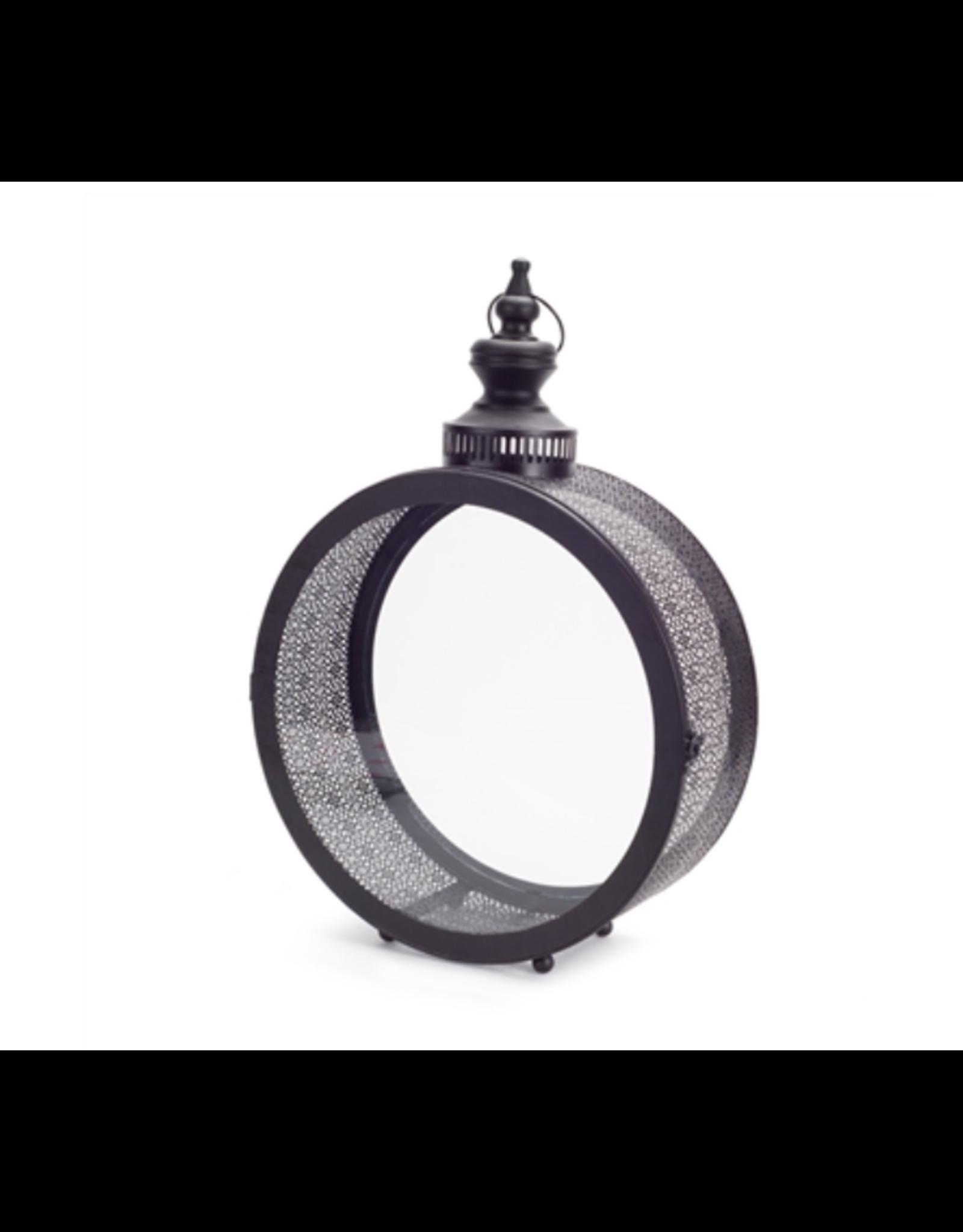 """Melrose Melrose Lantern Metal & Glass 22"""""""