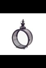 """Melrose Melrose Lantern Metal & Glass 17.5"""""""