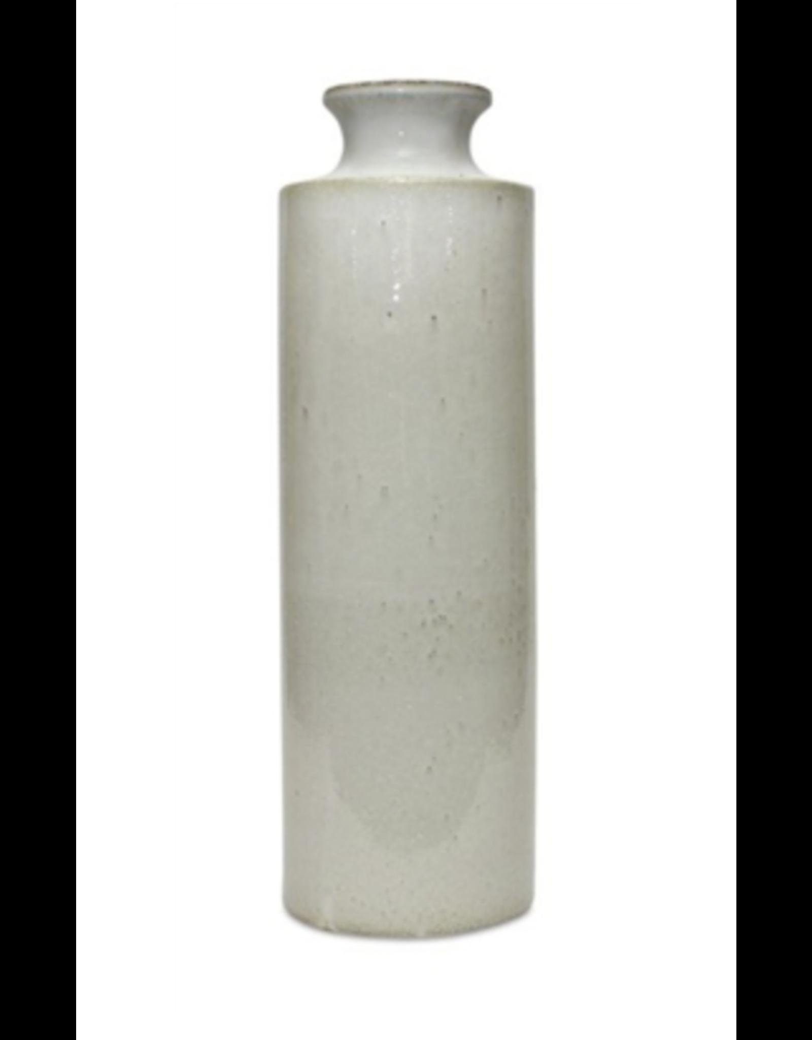 """Melrose Terra Cotta Cream Vase 23.75"""""""