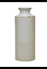"""Melrose Terra Cotta Cream Vase 19.25"""""""