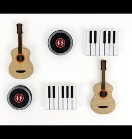 Adams & Co. Music Tiles
