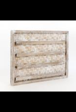 Adams & Co. Bamboo Letterboard