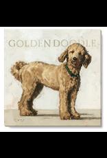 "Sullivans Darren Gygi Dog Wall Art 9"" x 9"""