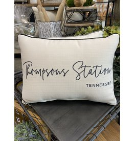 Little Birdie Thompsons Station Pinot Pillow