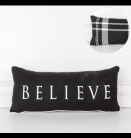 Adams & Co. Believe Pillow