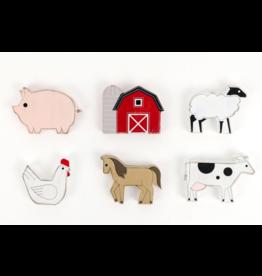Adams & Co. Farm Animal Tiles
