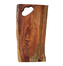 BIDK Acacia Wood Live Edge-20 x 10