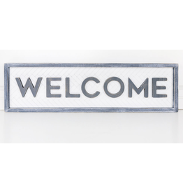 Adams & Co. Welcome Double Sided Sign