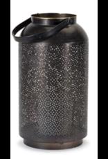 Melrose Dotted Metal Lantern