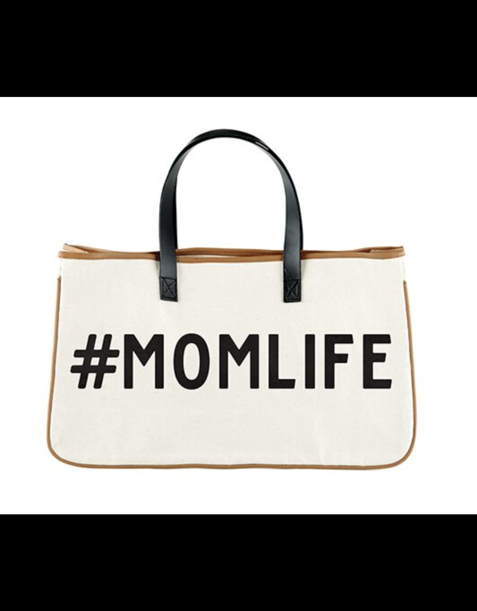 GIB Carson Companies Mom Life Canvas Tote