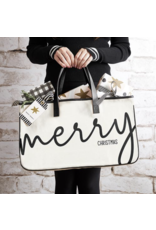 Creative Brands Merry Christmas Tote