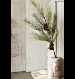 Lancaster & Vintage Mixed Needle Pine Spray