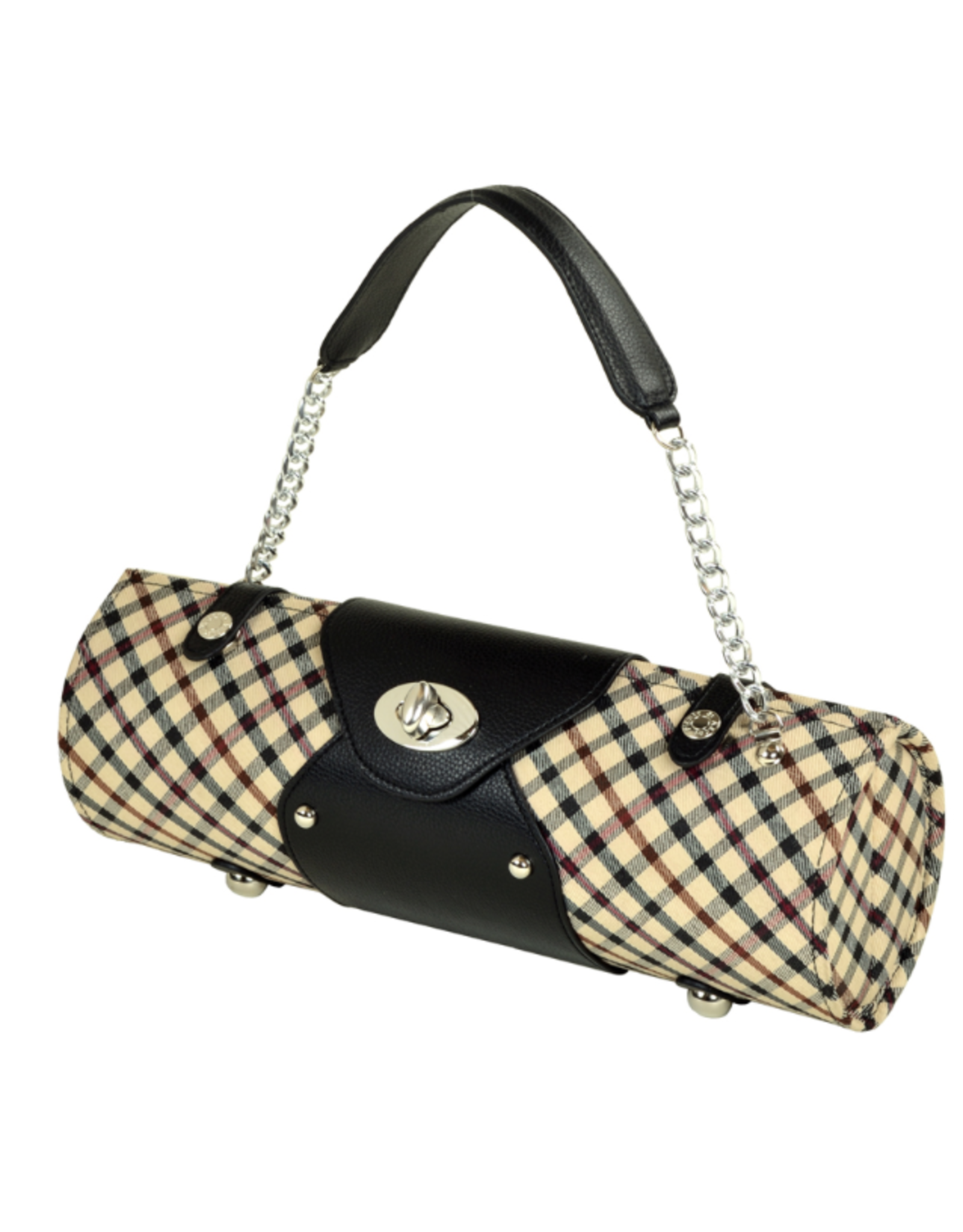 Picnic at Ascot Wine Carrier/Purse