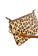 American Darling Cheetah Wristlet