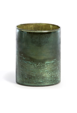 Park Hill Carlton Glass Shiny Vase Small