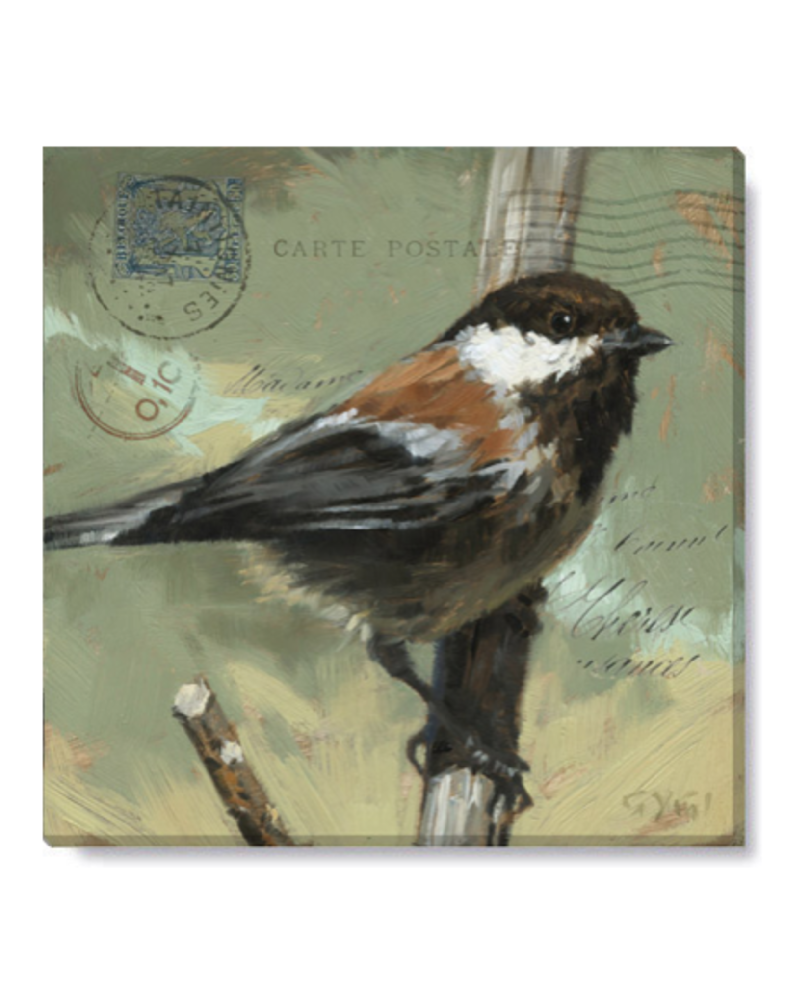 Sullivans Bird Wall Art 5 x 5