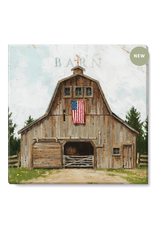 Sullivans Barn Wall Art 14 x 14