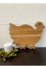 Gypsy Wagon Large Turkey Cutting Board