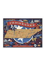 True South TN Volunteer State Puzzle
