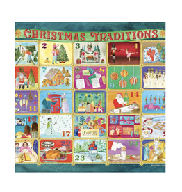 True South Christmas Traditions Puzzle
