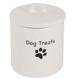 Creative Co-Op Dog Treat Canister