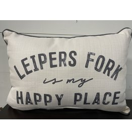 Little Birdie Leipers Fork Is My Happy Place-Grey/Piping Storm Grey