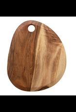 Bloomingville Suar Wood Oval Cutting Board