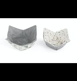 Demdaco Microwavable Bowl Holders, set of 2