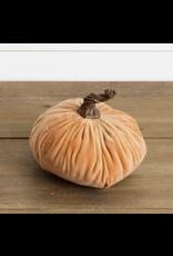 Audrey's Velvet Pumpkin