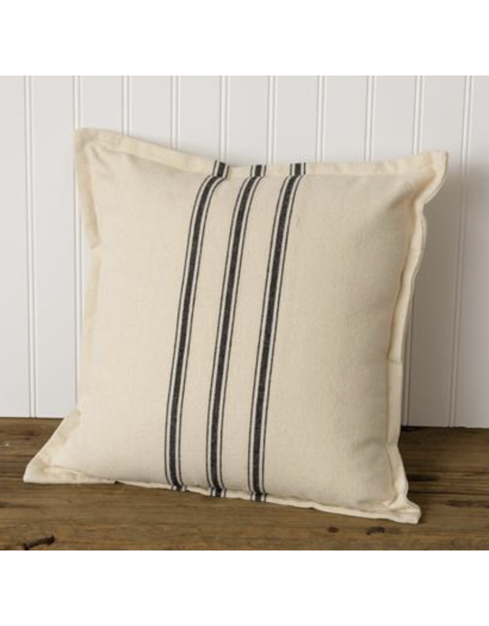 Audrey's Three Stripes Pillow