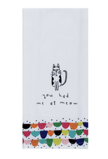 Kaydee Design Pet-itudes Tea Towel