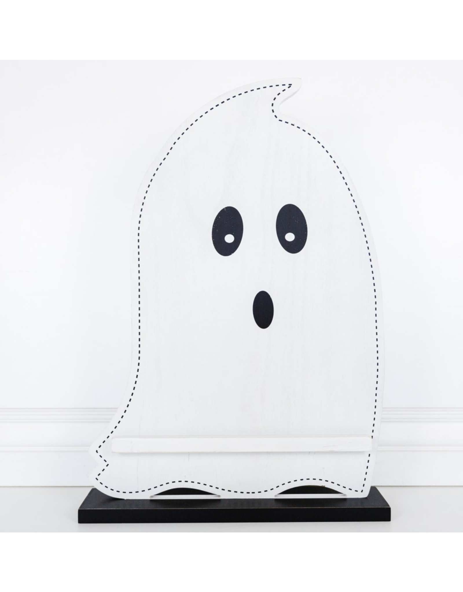 Adams & Co. Ghost Cutout with Ledgie