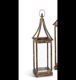 Gerson Everlasting Glow Steeple Lantern Medium