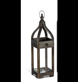 Gerson Everlasting Glow Charcoal Lantern Small