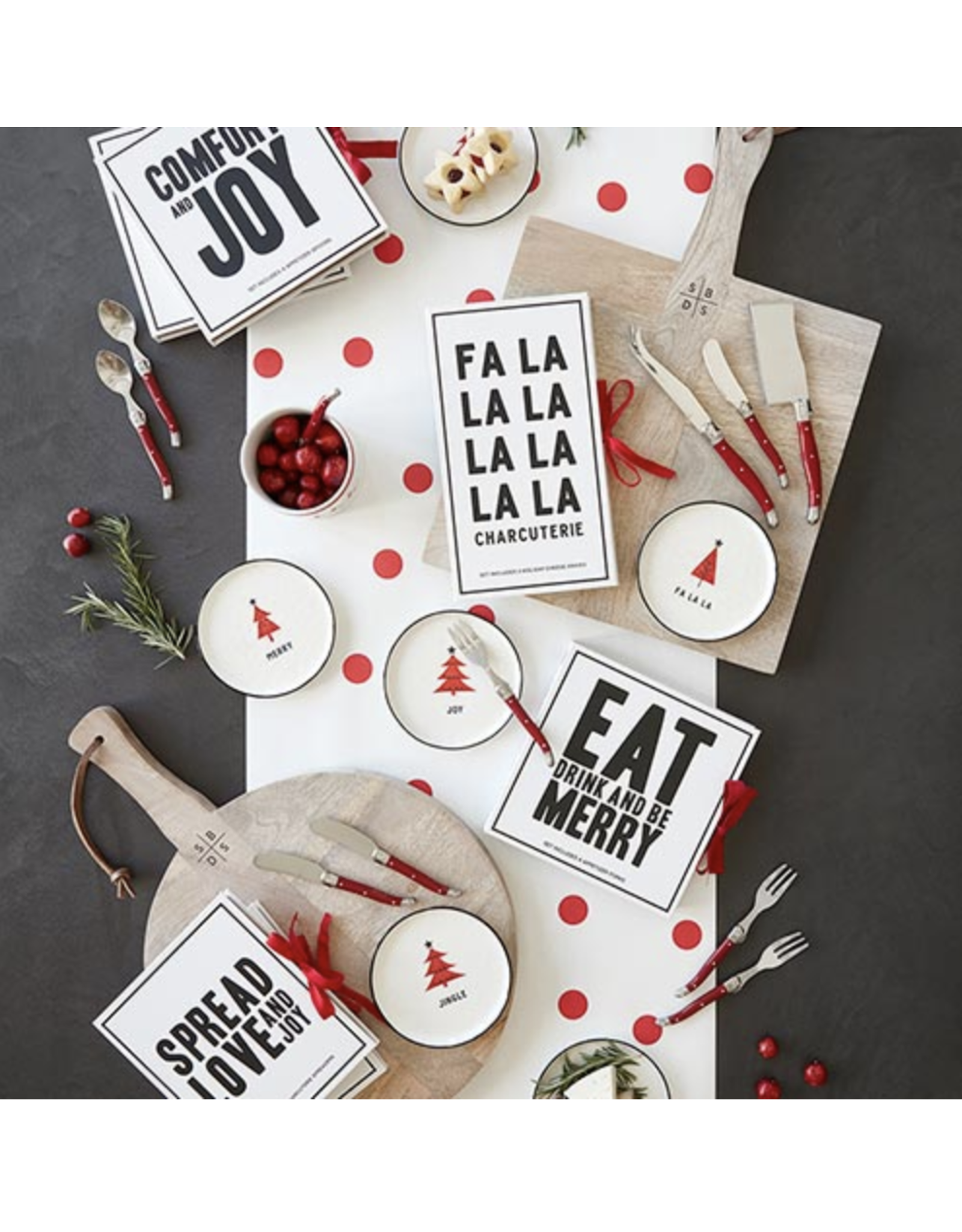 Creative Brands Paper Table Runner