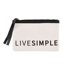 Creative Brands Live Simple Pouch