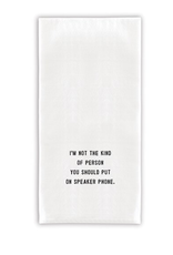 Creative Brands Funny Tea Towels