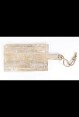 Adams & Co. Mango Wood Chopping Board, Large