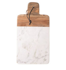 Bloomingville Marble and Mango Wood Cutting Board