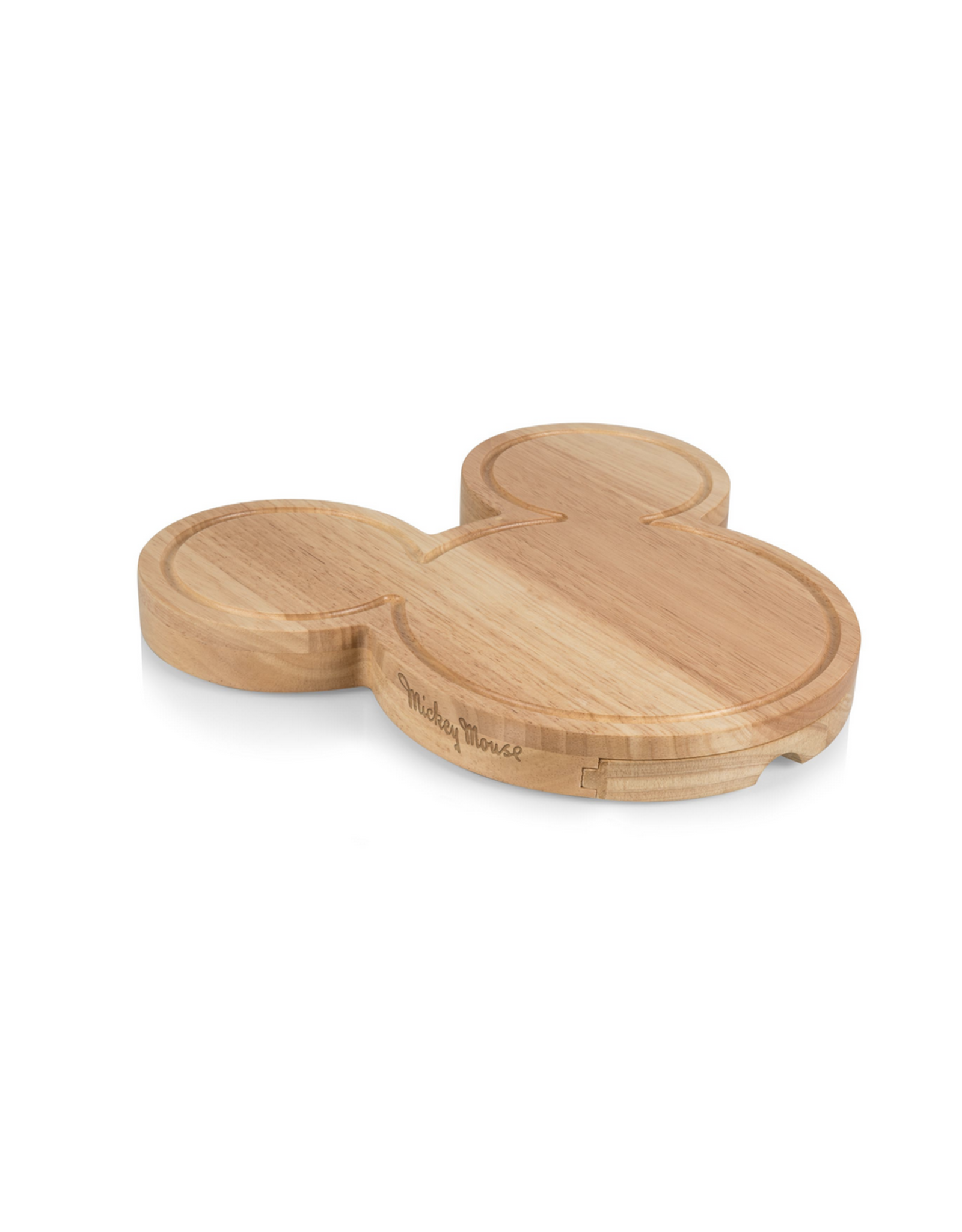 Picnic Time Mickey Mouse Head Cheese Board