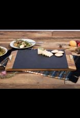 Picnic Time Covina Slate Serving Tray