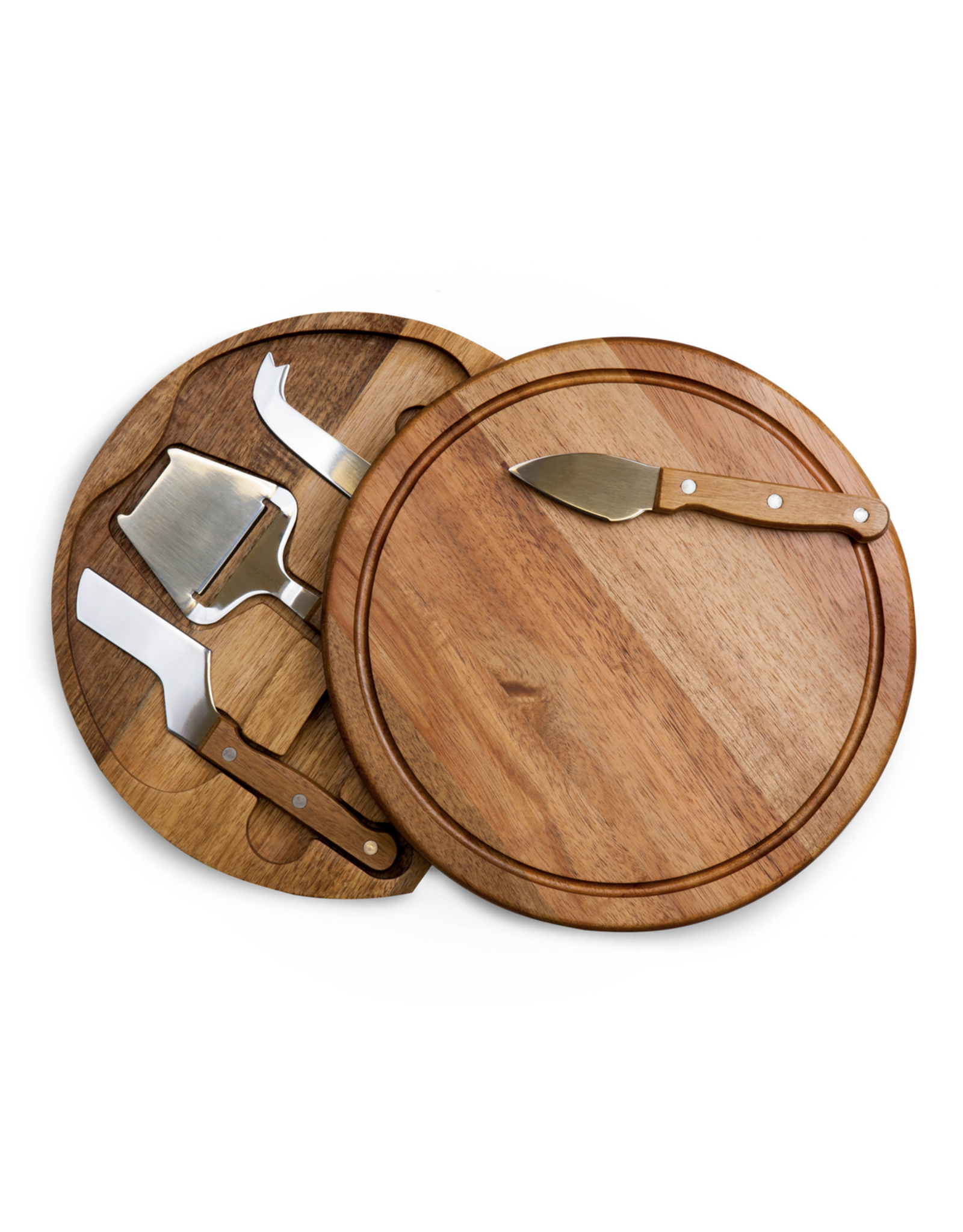 Picnic Time Acacia Circo Cheese Board