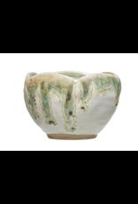 Bloomingville Round Stoneware Bowl