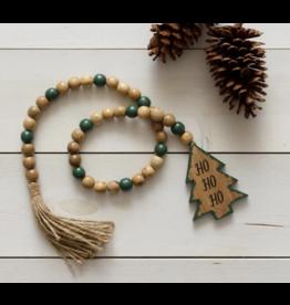 Audrey's Farmhouse Beads, Christmas Trees