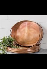 Audrey's Copper Tray, Small