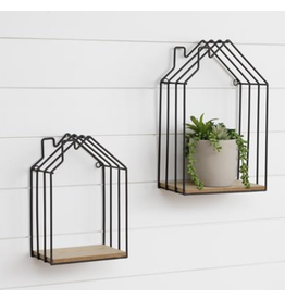 Audrey's House Wire Shelf, Large