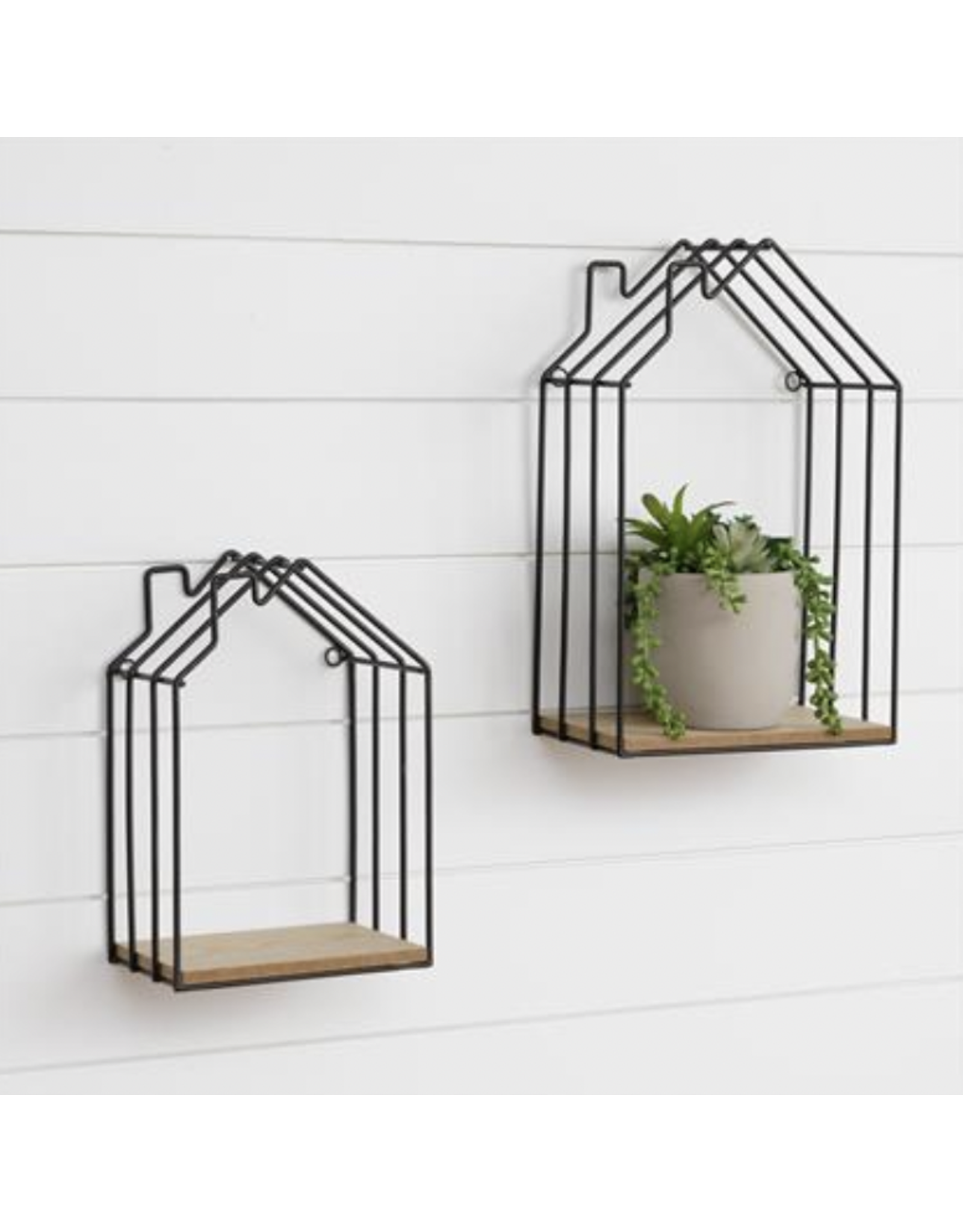 Audrey's House Wire Shelf, Small