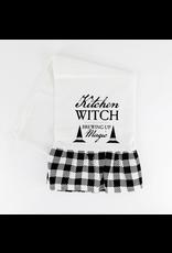 Adams & Co. Brewing Up Magic Tea Towel